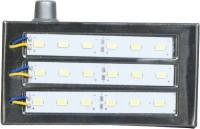 Kaka Ji 18 Msd Metal Emergency Lights (silver)