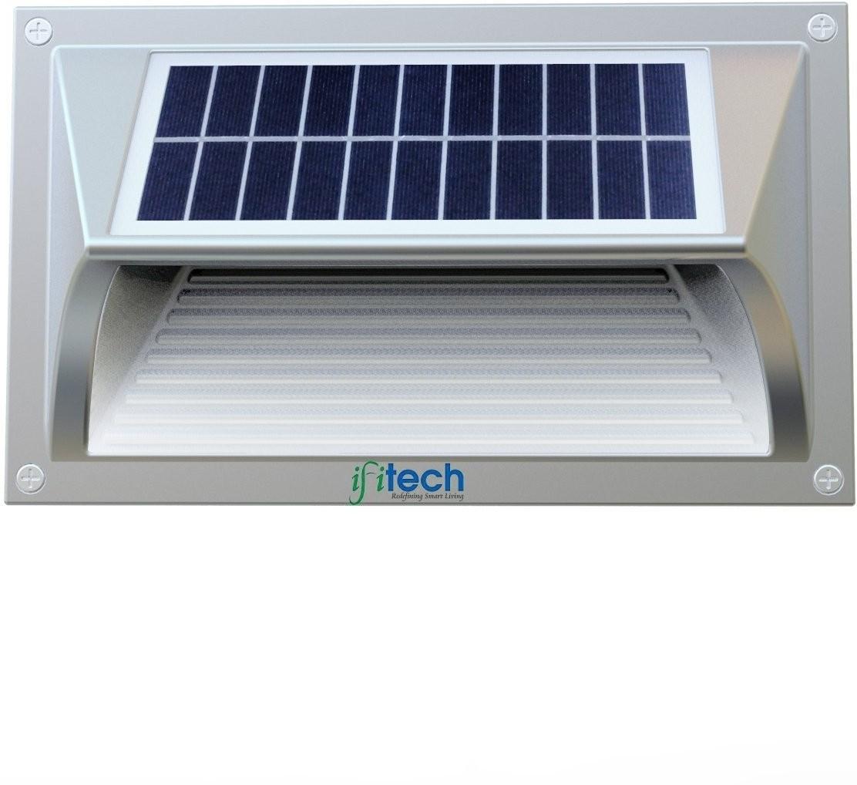 Wall Light In Flipkart : IFITech New Design Solar Wall Light Solar Lights Price in India - Buy IFITech New Design Solar ...