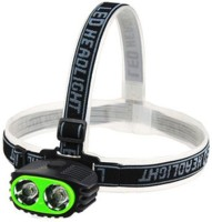 GVC High Brightness Lumens Head Lamp Torches (Green)