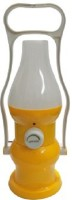 Sahi Rechargeable Lantern With Charger Emergency Lights (yellow)