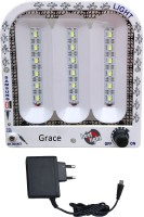 Grace Fashion Villa 18 SMD With Charger Emergency Lights (White)