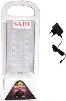 Sahi Rechargeable Mini Lite With Charger Emergency Lights (White)