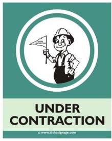 Dishasignage Under-Construction Emergency Sign