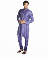 Manoviraj Khosla Men's Kurta & Pyjama Set