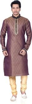 Fuzion Couture Men's Kurta & Pyjama Set - ETHE2ZHEJMM32NUY