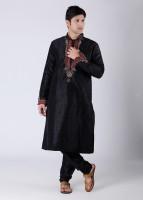 MMW Men's Sherwani and Churidar Set