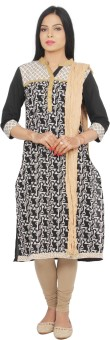 Rama Women's, Girl's Kurti, Legging And Dupatta Set - ETHEF6RQFAUHPK3F