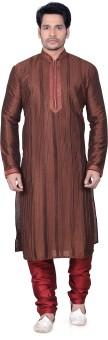Fuzion Couture Men's Kurta & Pyjama Set - ETHE2X769ZHTJAJQ