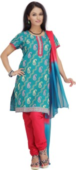 Shes Women's Churidar, Kurta & Dupatta Set - ETHEYCFPZGY6J7MG