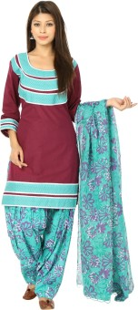 10 Star Women's Kurti, Patiala And Dupatta Set