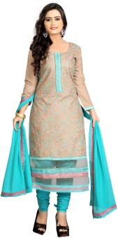 Maitri Fashion Women's Kurta And Churidar Dupatta Set