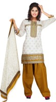 Shes Women's Kurta, Patiala & Dupatta Set