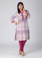Ayaany Women's Churidar & Kurta Set