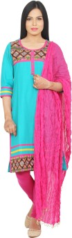 Rama Women's, Girl's Kurti, Legging And Dupatta Set - ETHEF6RZHHY5FEZN