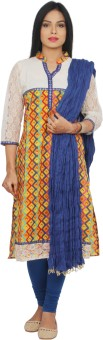 Rama Women's, Girl's Kurti, Legging And Dupatta Set - ETHEF6SMC4NJBYEH