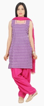 Rama Women's, Girl's Kurti, Legging And Dupatta Set