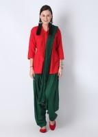 Huur Women's Salwar & Dupatta Set