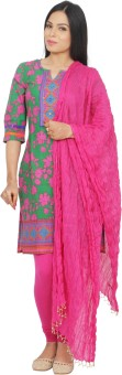 Rama Women's, Girl's Kurti, Legging And Dupatta Set - ETHEF6RP3ZX9Y3YX
