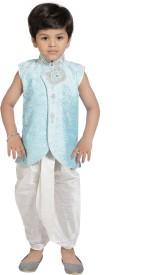 Jeet Baby Boy's Kurta and Dhoti Pant Set
