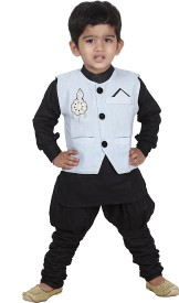 FTCBazar Baby Boy's Kurta and Pyjama Set