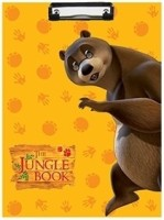 Jungle Book Baloo Examination Pad Yellow