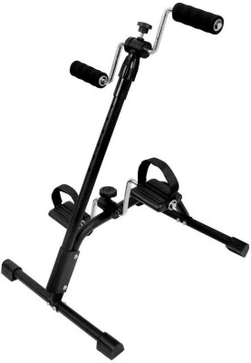 Kawachi Body Exerciser Cycle with Adjustable Height & Low Speed Use Upright Exercise Bike Silver available at Flipkart for Rs.2999