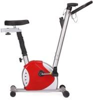 IRIS Fitness Belt Bike Upright Exercise Bike (Red)