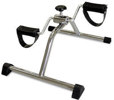 Kawachi Portable Pedal Exerciser cum Cardio Cycle Upright Exercise Bike Black, Grey available at Flipkart for Rs.1999