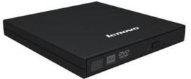 Lenovo Portable DVD Writer (Black)