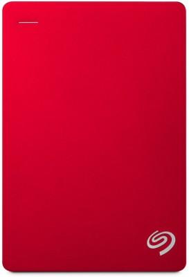 Seagate Backup Plus Portable Drive 4 TB (Red)