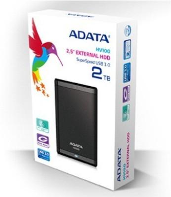 Adata HV100 2 TB External Hard Disk