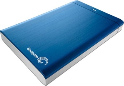 Seagate Backup Plus 1 TB External Hard Disk Blue available at Flipkart for Rs.6499