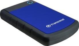 Transcend StoreJet 25H3P 2.5 Inch USB 3.0 1 TB External Hard Disk