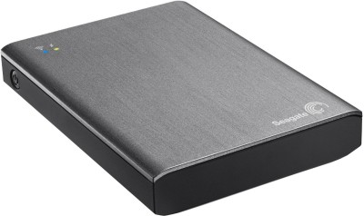 Seagate Wireless Plus 2TB Portable External Hard Drive