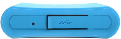 Sony 1 TB Wired  External Hard Drive (Blue)