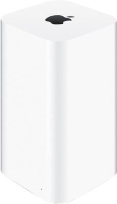 Apple AirPort Time Capsule 2 TB External Hard Disk Drive (White)