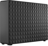 Seagate Expansion 4 TB Wired  External Hard Drive (Black)