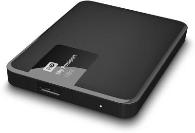 WD 1 TB Wired  External Hard Drive (Black)