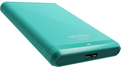 Adata 1 TB Wired  External Hard Drive (Blue)
