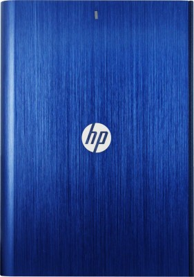 HP P2050 2.5 inch 500  GB External Hard Disk Blue available at Flipkart for Rs.3675