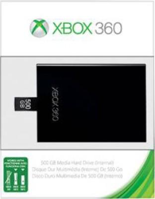 Microsoft 500 GB  External Hard Drive (Black)