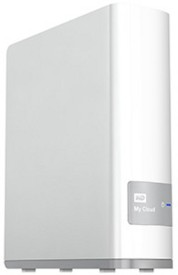 WD My Cloud Personal Storage 3.5 inch 3TB External Hard Disk