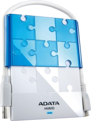 Adata HV610 2.5 inch 1 TB External Hard Disk from Flipkart at Rs 3790 Only