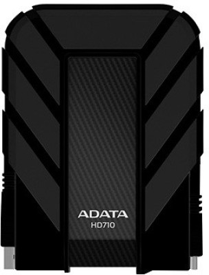 Adata 2 TB Wired  External Hard Drive (Black)