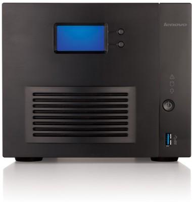 Lenovo Iomega Network Storeceter IX4 300D 4 Bay Diskless  External Hard Drive available at Flipkart for Rs.19100