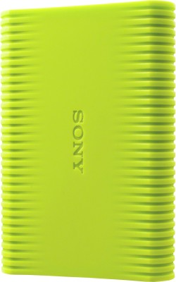 Sony 1 TB Wired  External Hard Drive (Green)