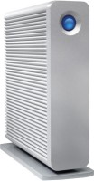 Lacie D2-9000465 5 TB External Hard Disk (Silver)
