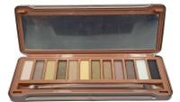 Sivanna Classic Earthtone Eyeshadow Palette Imported 15 G (sh - 02)