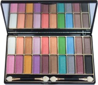 Cameo 20 Color Eye Shadow Kit 28.916 G (Sparkle 20 Shade 02)