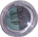Victoria's Secret Beauty Rush Silvered Dollars Eye Shadow Duo 0.07 oz - Green & Silver
